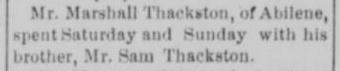 ThackstonMarshallVisits1906