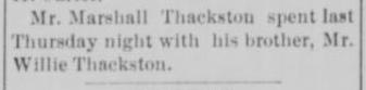 ThackstonMarshallWillieVisit1906